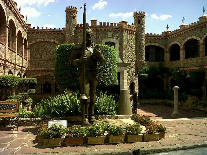 Castillo Santa Cecilia principal