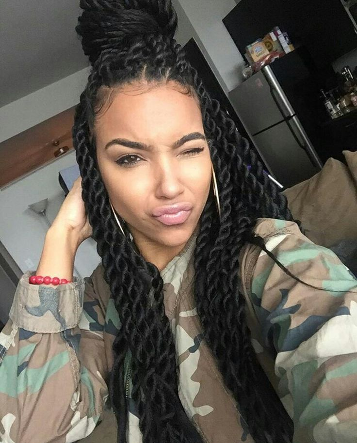 senegalese twist hair styles 61 best images about with box braids on 9299