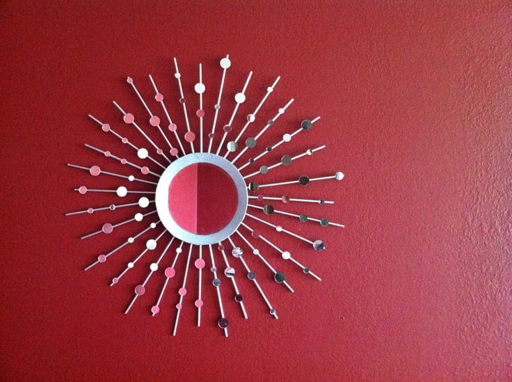 u2026you are my sunshine! : Sunburst Mirror, Mirror and DIY