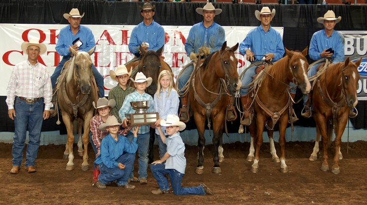 Drummond Ranch Champions – The Bigheart Times, Osage County's Weekly ...Thats my daddy on the Palomino horse