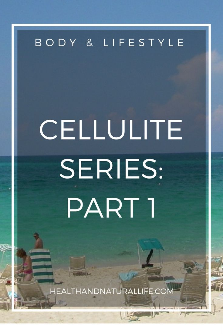 Ever wondered why cellulite creams, lotions and potions don't seem to work for you? Here's why!