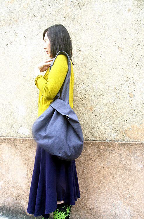 Japanese knot bag