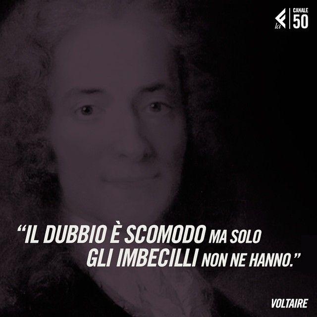 #Voltaire