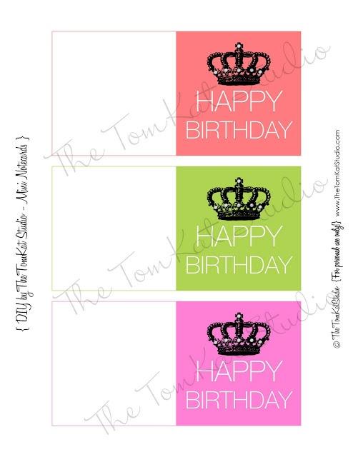 The 25+ best Printable happy birthday cards ideas on Pinterest - free birthday card printable templates