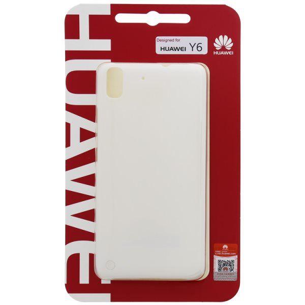 Huawei Protective Case Y6 White - www.doktorovics.hu