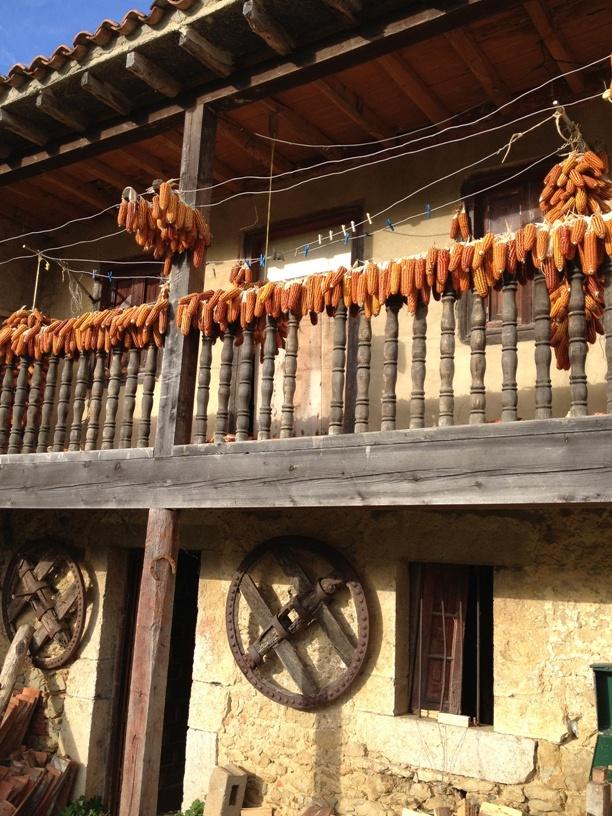 Corredor asturiano. #turismorural #Asturias