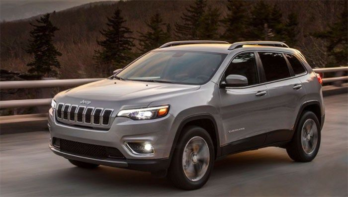 2019 Jeep Grand Cherokee Front Side Jeep Cherokee Jeep Models