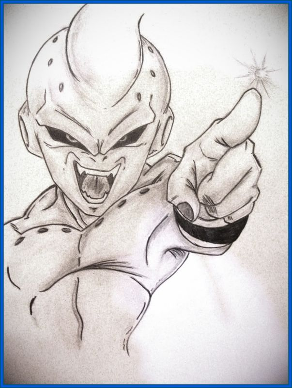 Imagenes De Dragon Ball Z Para Dibujar A Lapiz Dibujos A Lápiz En