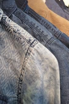 S/S 15: Denim by Première Vision top 5 pattern trends