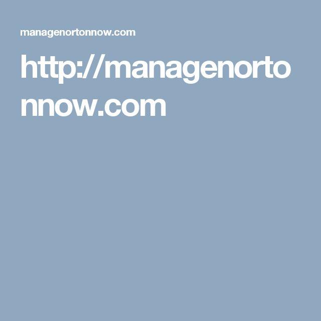 http://managenortonnow.com