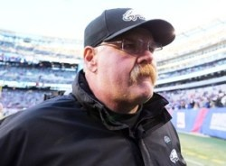 The Philadelphia Eagles have fired coach Andy Reid after 14 years. (via NBC Sports; photo via Getty Images)