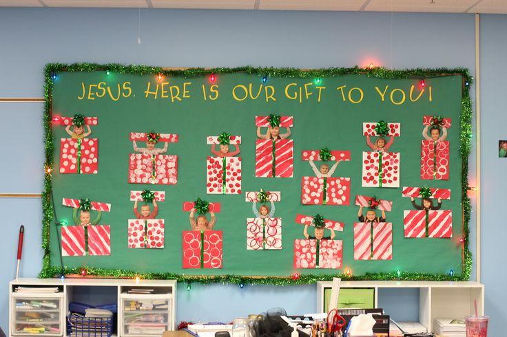 Christmas Bulletin Board 2012