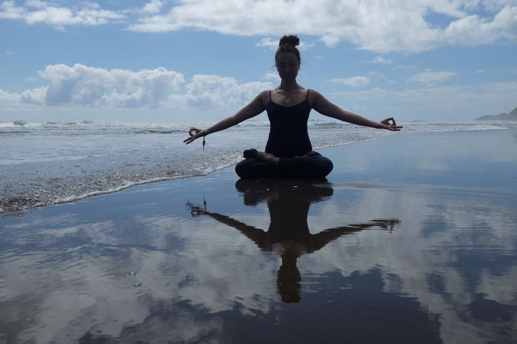 When it's is hard to get on your mat to practice, step off and onto new grounds.  Namaste