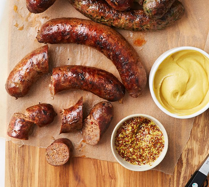 Want to know more about how the (homemade) sausage is made? Watch the step-by-step video here.