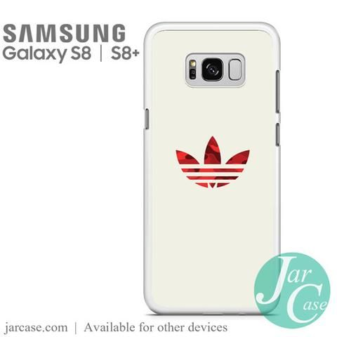 Adidas Red camo Phone Case for Samsung Galaxy S8 & S8 Plus - JARCASE