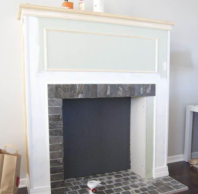 M s de 1000 ideas sobre chimenea decorativa en pinterest - Chimenea blanca decorativa ...