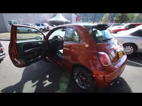 dt746441 | 2013 Fiat 500 turbo | Rairdon's FIAT of Kirkland | copper