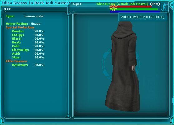 Rebel Crusader armor (...
