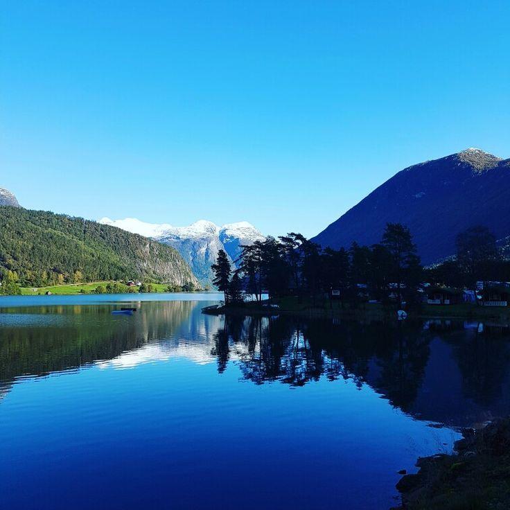 #Stryn #Norway