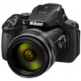 Nikon COOLPIX P900 schwarz (Bridgekamera, 16 MP) in der Kategorie Bridge-Kameras besonders günstig bei redcoon.de kaufen