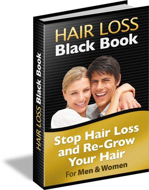Stop Hair Loss and Feel Great.