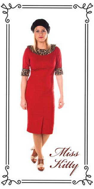 Miss Kitty in Red http://www.raspberryheels.com/shop/produkt,en,dresses,dress-miss-kitty-red.html