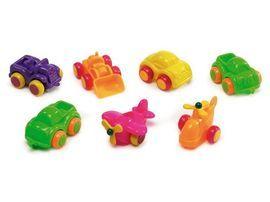 7 masinute mini baby viking toys la doar 4.78 lei.