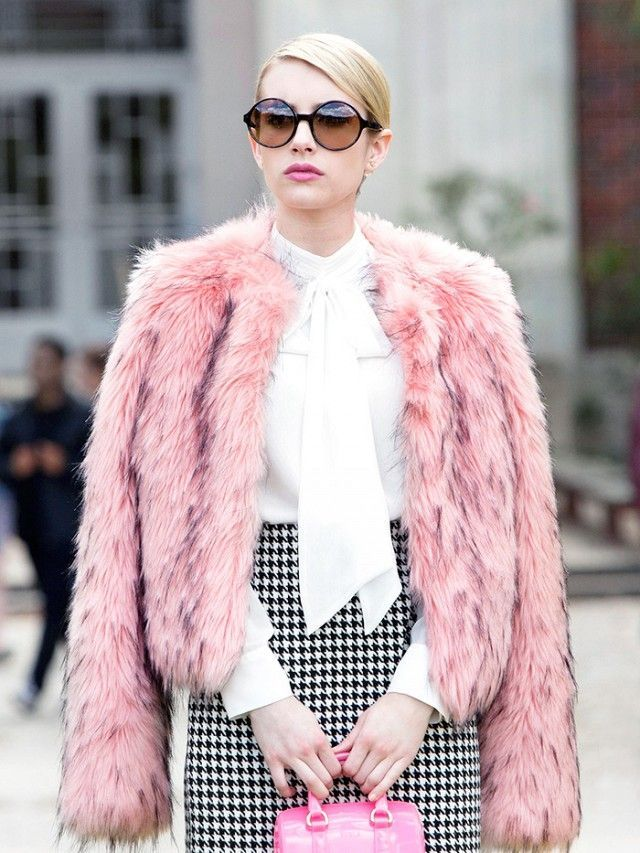 Emma Roberts - 10 Questions with SCREAM QUEENS Costume Designer Lou Eyrich