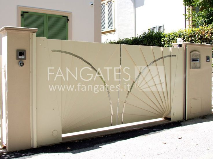 Model 300 Standard | Gate Fan made in Italy for all needs - Fangates