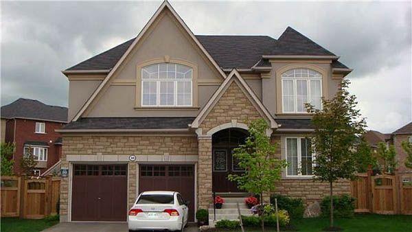 how to choose exterior paint colors outdoors pinterest colors. Black Bedroom Furniture Sets. Home Design Ideas