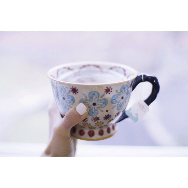 "295 Likes, 5 Comments - Katherine Elizabeth (@_katherinelizabeth) on Instagram: ""This is the most beautiful cup of tea that I've had all day. Lol ☕️"""