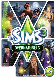 [ ] Last ned The Sims 3 Overnaturlig-utvidelsen for PC/Mac på Origin, og omfavn det overnaturlige. Skap vampyrer, gå på oppdagelsesferd i Moonlight Fal...