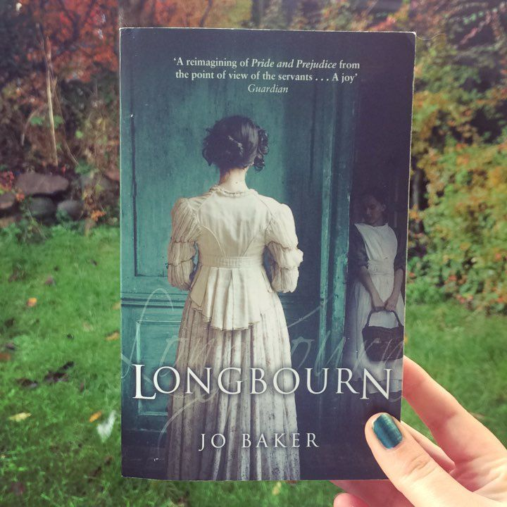 18/40: A piece of published fanfiction: Jo Baker's Longbourn. This was okay. I've not read much fanfic that looks at the established story this way, so that was nice, but I want more time with the Pride and Prejudice characters that I know than this provided.