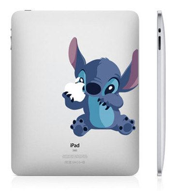 Lilo stitch ipad sticker ipad decals ipad skin by coodesign 8 50
