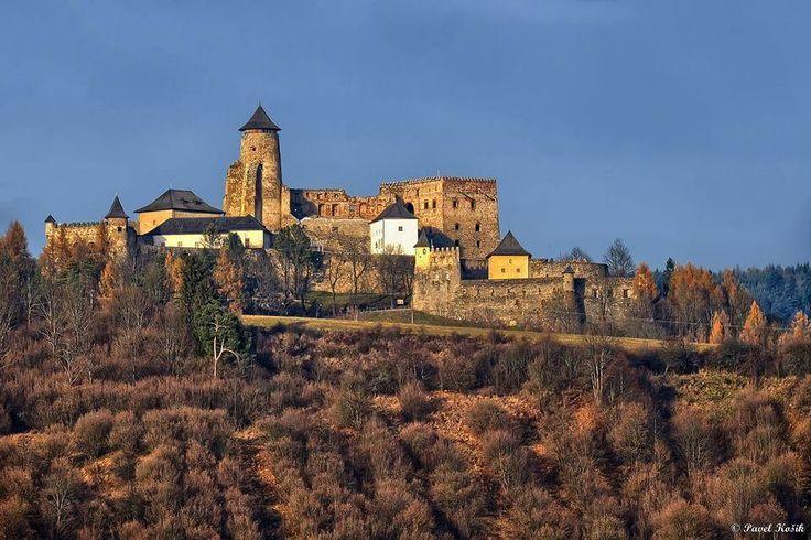 Slovensko je nádherné ღ - Slovakia is beautiful ღ - Hrad Stará Ľubovňa :) autor fotografie: Pavel Košik - fotograf