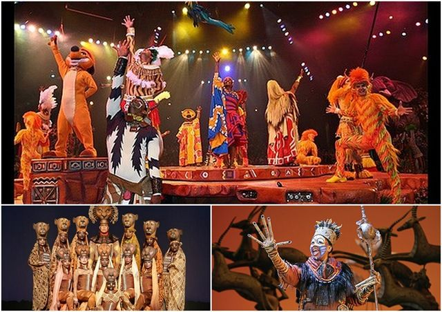 Where to Get Lion King Musical Tickets?
