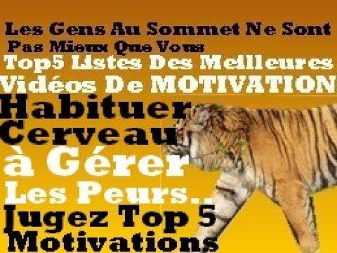 16p JUGEZ- MOTIVATION Top5 LISTES DES MEILLEURES Vidéos DE MOTIVATION-Ha...