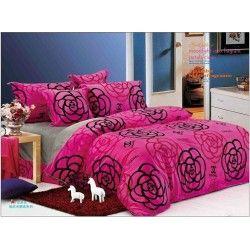 Chanel Bettwäsche günstig billig gut preiswert King Size Baumwolle Bed Set 6 Teilig