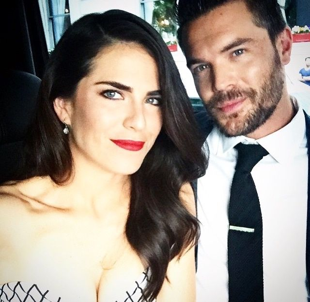 Karla Souza & Charlie Weber, How to get Away with Murder.