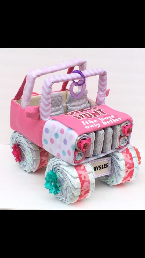 SALE Pink camo jeep pink camo baby pink camo baby shower