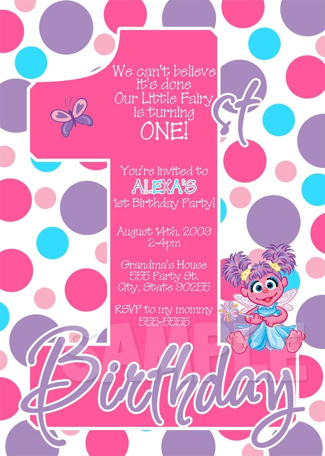 162 best Abby Cadabby Party Ideas images – Abby Cadabby Birthday Invitations