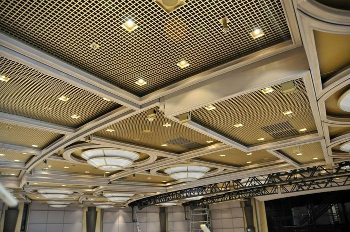 Подвесной потолок: виды отделки – Полезные советы