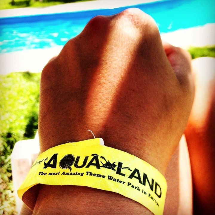 Aqualand στην πόλη Ágios Ioánnis, Κέρκυρα