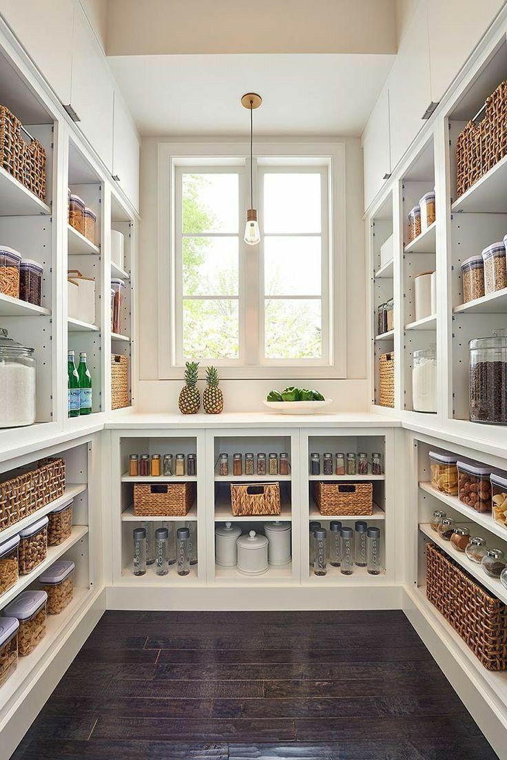 Window Pantry In 2020 Kitchen Pantry Design Pantry Design Pantry Remodel