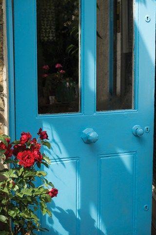 Door,+'St+Giles+Blue'+No.280+Exterior+Eggshell