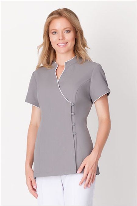 Spa uniform buscar con google uniformes y lenceria for Spa uniform female