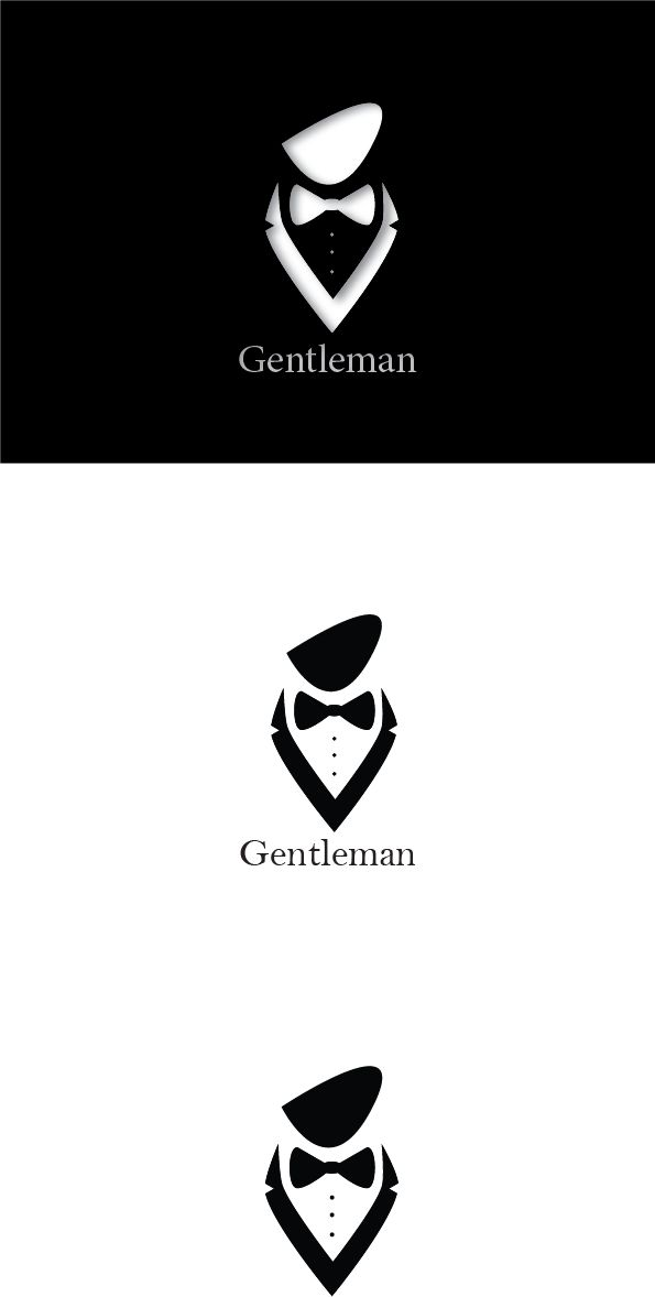 Simple gentleman