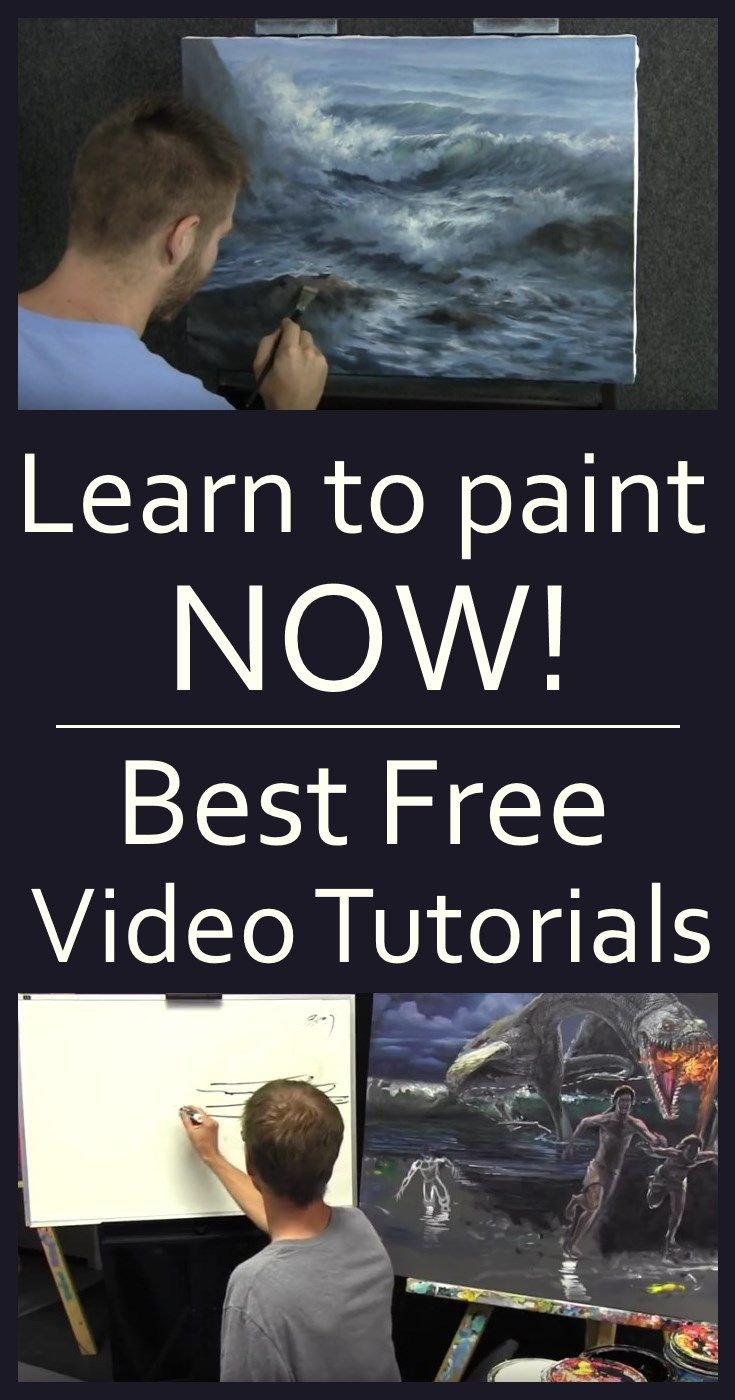 Learn To Draw And Paint Now With The Best Drawing And Painting