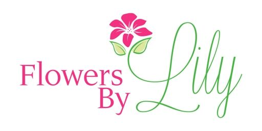 Flowers By Lily Logo Concept | logonerds.com