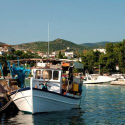 AThe town of Almiros is approximately 40 km from Volos and is the second largest in Magnesia - Copyright © wondergreece.gr